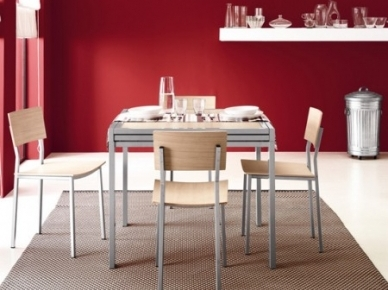 Kika Domitalia (IMS) Металлический стул