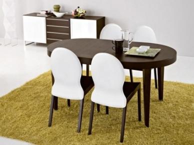 Perla Domitalia (IMS) Деревянный стул