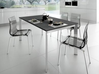 Раскладной деревянный стол Universe-130 / Universe-160 (Domitalia (IMS))