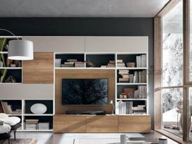 А036 Gruppo Tomasella Книжный шкаф