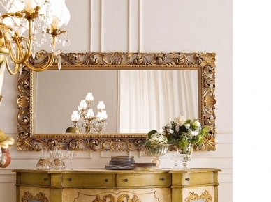 1085 Зеркало барокко (L04) Andrea Fanfani Зеркало
