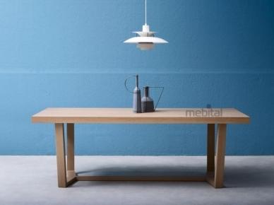 Раскладной деревянный стол Cartesio 2.0 (Alf DaFre)