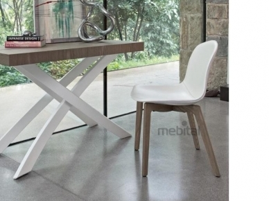 Деревянный стул SEVENTY (Bontempi Casa)