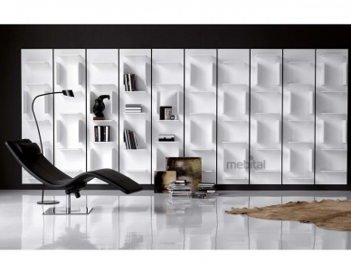 FIFTY Cattelan Italia Книжный шкаф