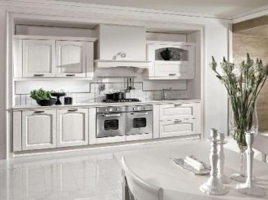Итальянская кухня EMMA bianco (Эмма белый) (Arredo3)