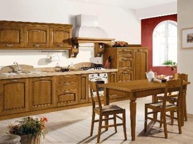 Итальянская кухня EMMA castagno (Эмма каштан) (Arredo3)