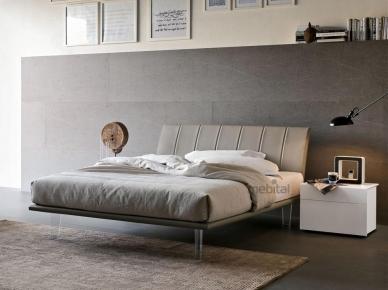 Мягкая кровать SEVEN (Tomasella)