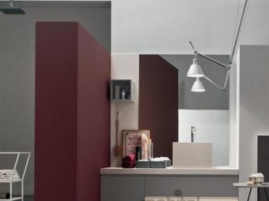 SOUL, COMP. 7 Arcom Мебель для ванной