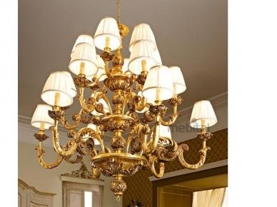Потолочная лампа 927/18 Люстра с абажурами (L07) (Andrea Fanfani)