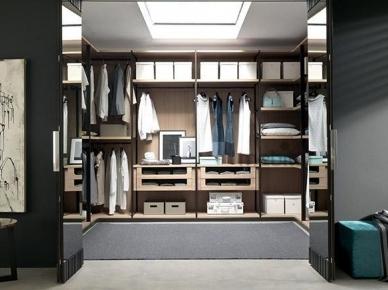 Гардеробная Walk-in wardrobe Kali (SMA)