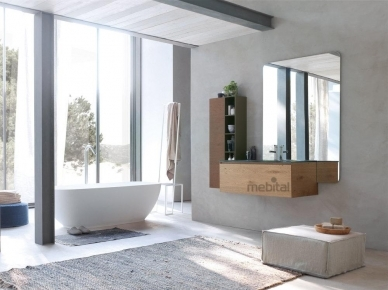 LA FENICE, COMP. 12 Arcom Мебель для ванной
