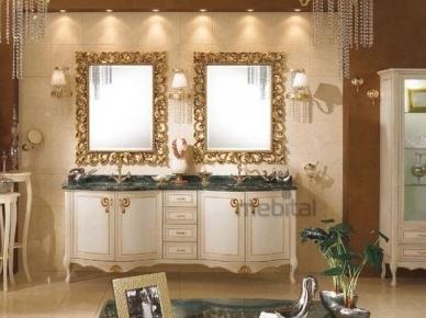 GOLD COMPONIBILE, COMP. 9 Lineatre Мебель для ванной