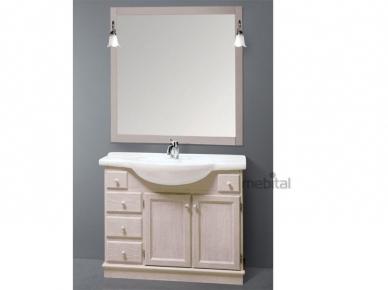 Firenze 105 B Gaia Mobili Мебель для ванной
