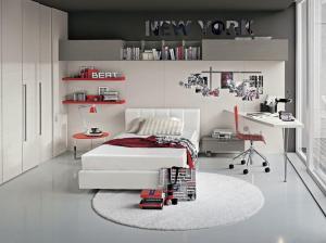 COMP. T10 Gruppo Tomasella Подростковая мебель