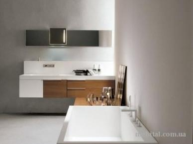 Facto Evolution Comp.1 Bluform Мебель для ванной