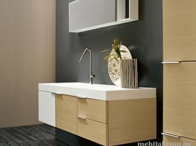 Facto Evolution Comp.4 Bluform Мебель для ванной