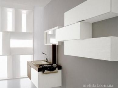 Facto Evolution Comp.6 Bluform Мебель для ванной