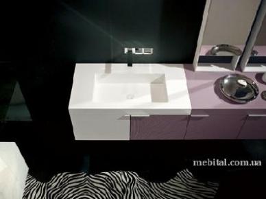 Facto Evolution Comp.7 Bluform Мебель для ванной