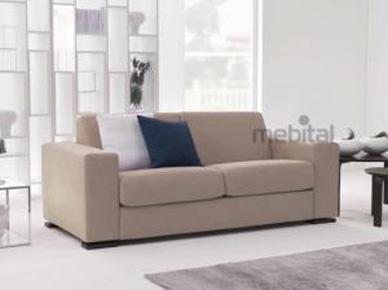 Итальянский раскладной диван Portofino beige (DeltaSalotti)
