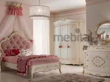 Comp. 13, Orleans Pink Ghezzani Спальня