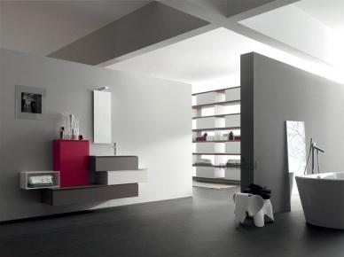 GOYA, COMP. 27 Arcom Мебель для ванной