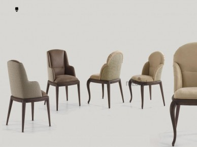DARREL Volpi Деревянный стул