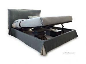 Howard CS/6036-GC Calligaris Мягкая кровать