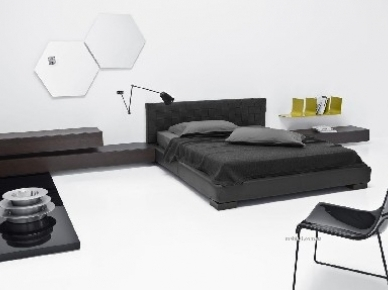 Intreccio Pianca Мягкая кровать