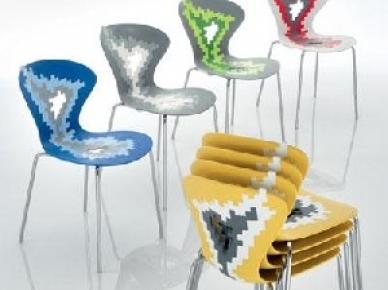 Kira Eurosedia Металлический стул