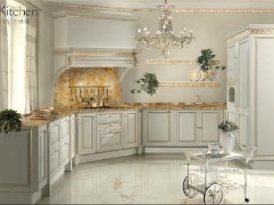Kitchen System 01 Angelo Cappellini Итальянская кухня