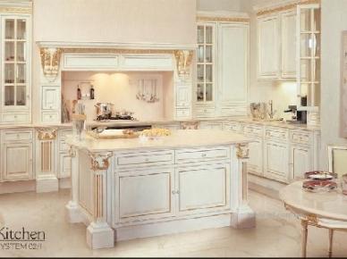 Kitchen System 02 Angelo Cappellini Итальянская кухня
