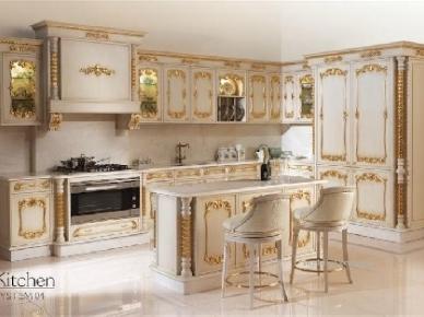 Kitchen System 04 Angelo Cappellini Итальянская кухня