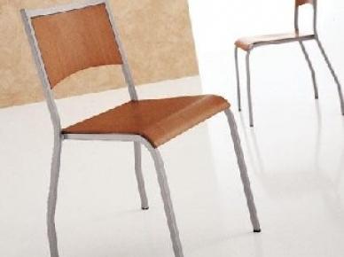Kyoko Eurosedia Металлический стул