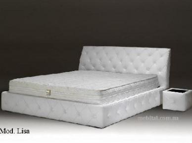 Мягкая кровать Lisa (Satis)