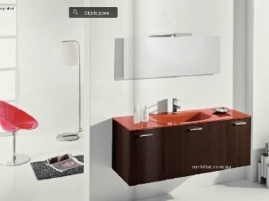 Мебель для ванной Loft Comp. 01 (Лофт Композиция 01) (Bagno Piu)