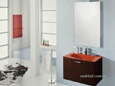 Мебель для ванной Loft Comp. 03 (Лофт Композиция 03) (Bagno Piu)