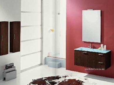Мебель для ванной Loft Comp. 04 (Лофт Композиция 04) (Bagno Piu)