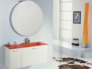 Мебель для ванной Loft Comp. 05 (Лофт Композиция 05) (Bagno Piu)