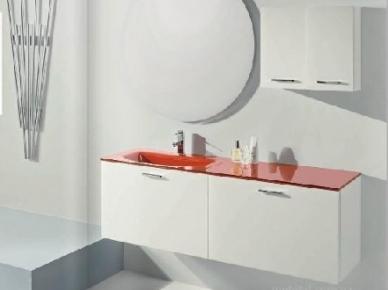 Мебель для ванной Loft Comp. 06 (Лофт Композиция 06) (Bagno Piu)