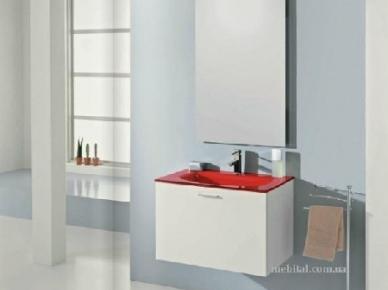 Мебель для ванной Loft Comp. 07 (Лофт Композиция 07) (Bagno Piu)