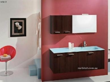 Мебель для ванной Loft Comp. 08 (Лофт Композиция 08) (Bagno Piu)