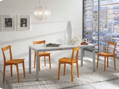 Lotus 493 Eurosedia Раскладной деревянный стол