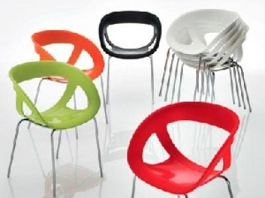 Miss Eurosedia Металлический стул