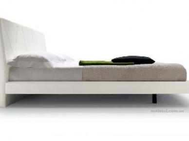 Мягкая кровать Lotus (MERCANTINI)