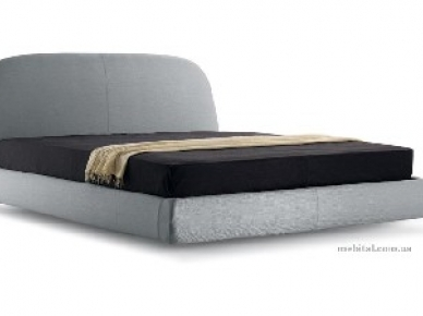 Мягкая кровать Clavius (MERCANTINI)