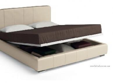 Мягкая кровать Maya Contenitore (MERCANTINI)