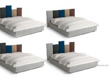 Puzzle 5 MERCANTINI Мягкая кровать