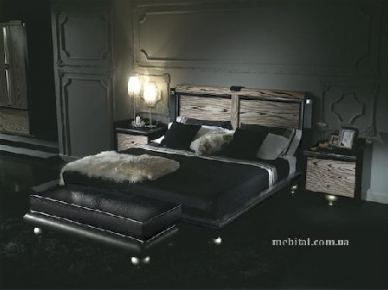 Fancy Zebrato Giorgiocasa Спальня