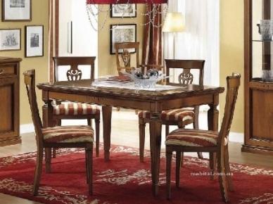 Раскладной деревянный стол Nostalgia Noce (Camelgroup)