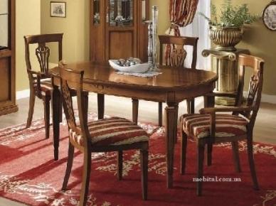 Раскладной деревянный стол Nostalgia Noce O (Camelgroup)